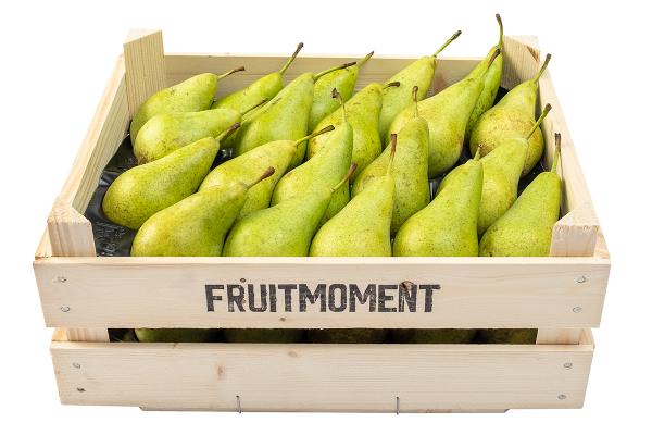 Fruitmoment krat met 40 peren